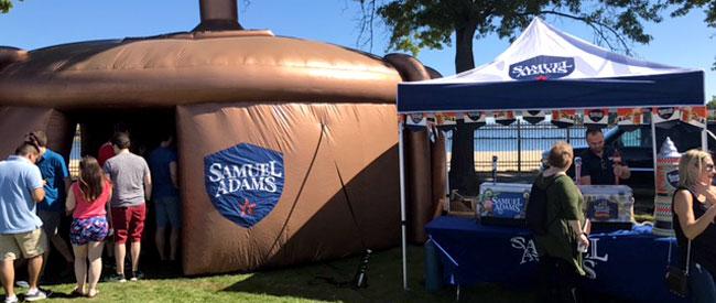Harbor Island International Beer Festival 2017