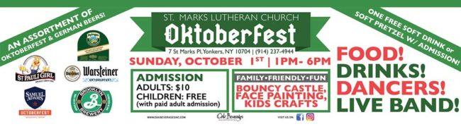 St. Mark's Lutheran Church Oktoberfest 2017