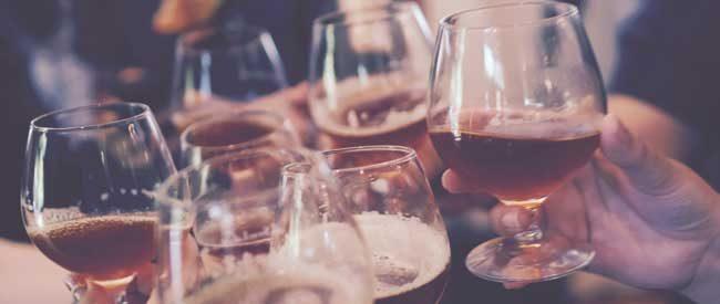February Oak Beverages Events