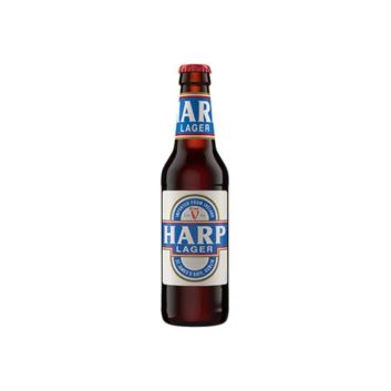 Harp Lager by Guinness Storehouse