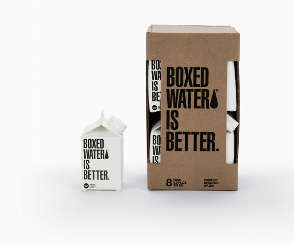 Boxed Water is Better 250ML