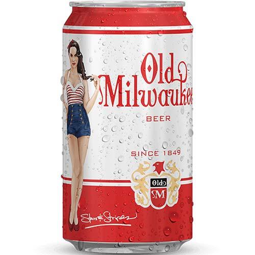Old Milwaukee Lager