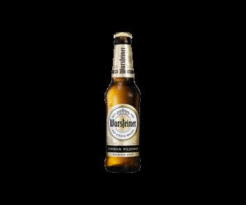 Warsteiner Premium German Pilsener