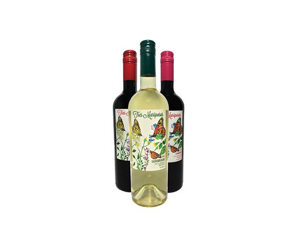 Tres Mariposas Wines
