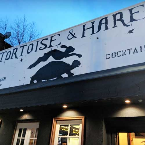 Tortoise & Hare Bar and Grill