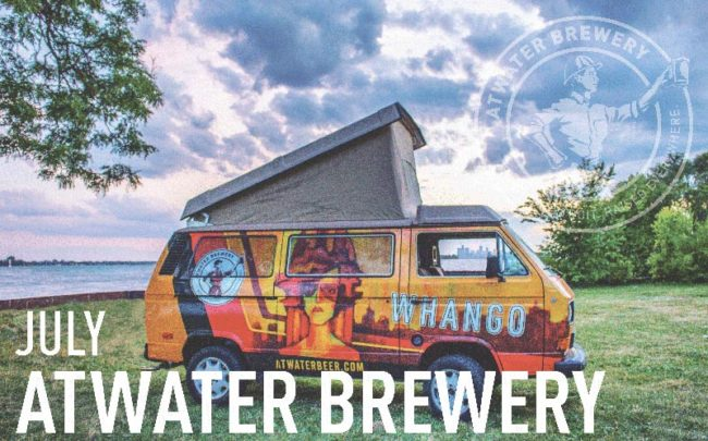 Atwater Brewery July Newsletter