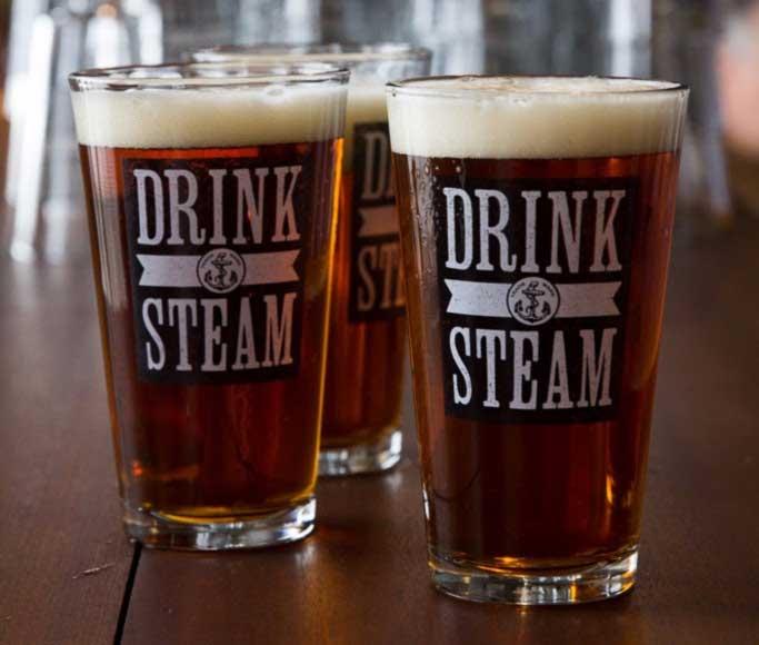 Anchor Brewing Drink Steam Week 2017