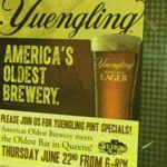Yuengling Specials at the Historic Neir's Tavern and Grill