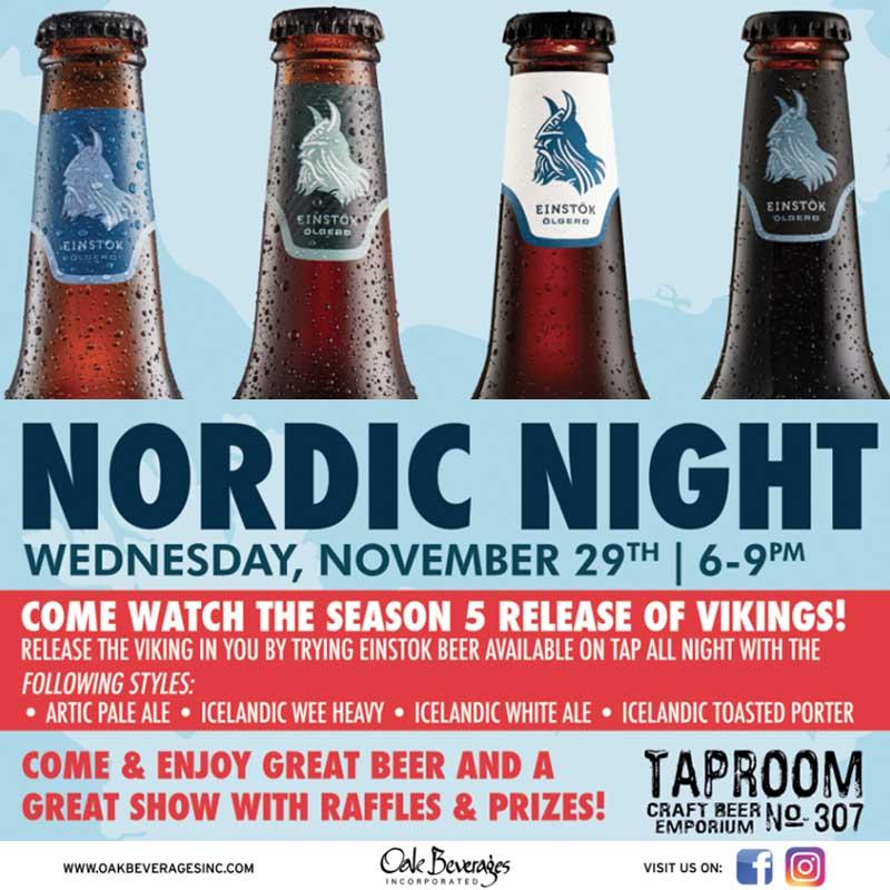 Einstok Nordic Night Taproom No. 307