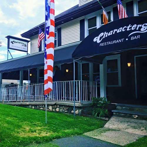 Characters Bar & Restaurant Sloatsburg NY
