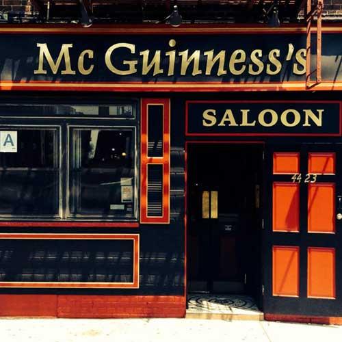 McGuinness's Saloon