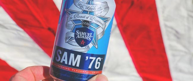 Sam Adams '76 is a fantastic session beer