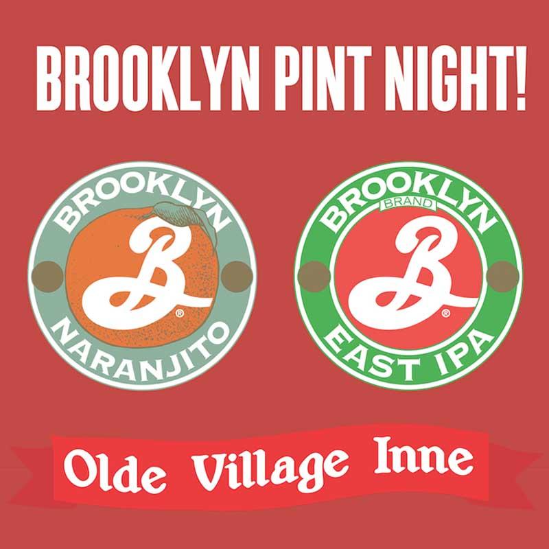 Olde Village Inne Brooklyn Pint Night