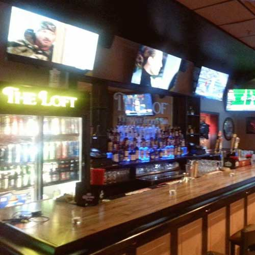 The Loft Ultimate Sports Bar