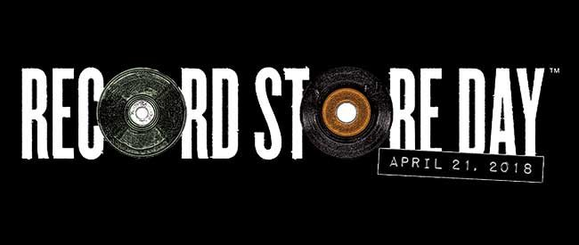 Record Store Day 2018 Events with Dogfish Head