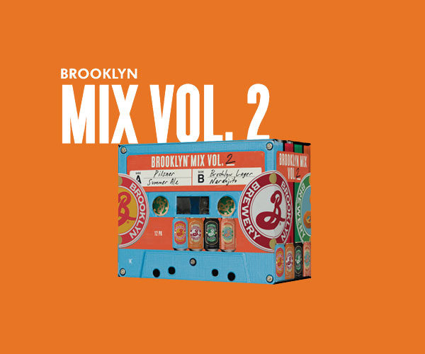 Brooklyn Brewery Mix Vol. 2 2018