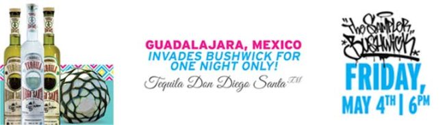 Guadalajara Mexico Invades Bushwick for One Night Only