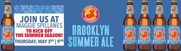 Summer season kick off with Brooklyn Summer Ale