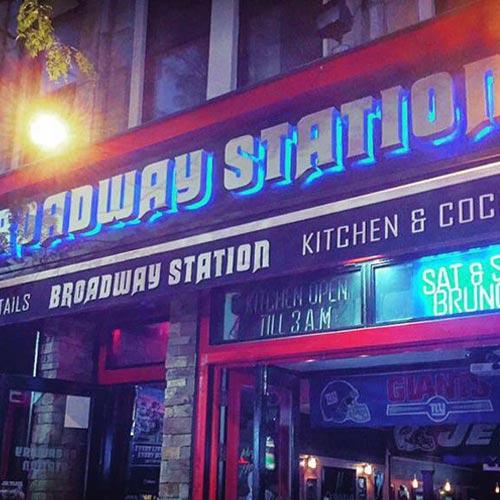 Broadway Station Astoria