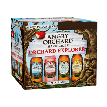 Angry Orchard Hard Cider Orchard Explorer