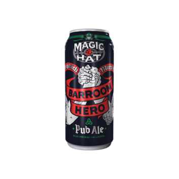 Magic Hat Barroom Hero Pub Ale