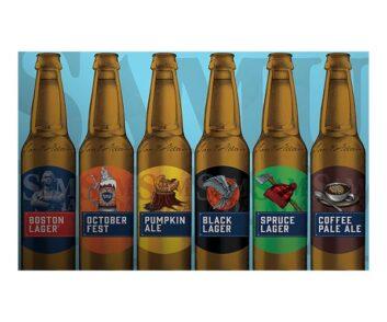 Samuel Adams Beers of Fall Variety Pack