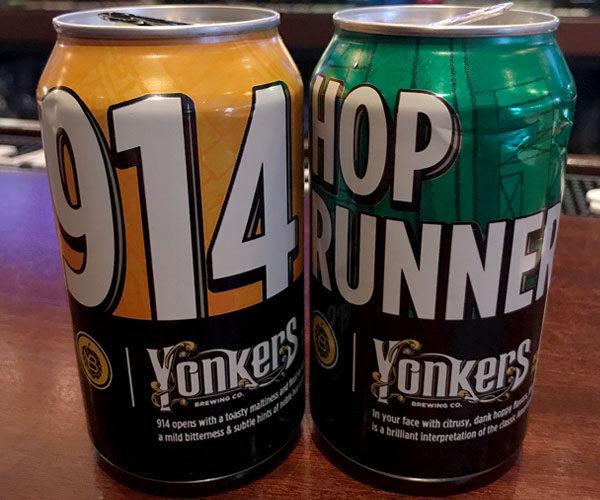 Yonkers Brewing Hop Runner