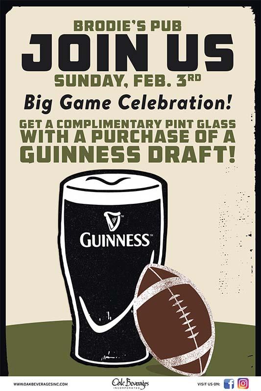 Guinness Celebration