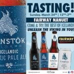 Einstok Beer at Fairway Nanuet