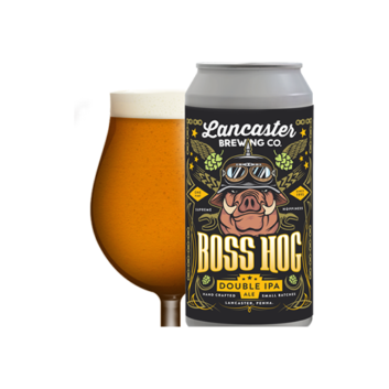 Lancaster Boss Hog Double IPA Ale