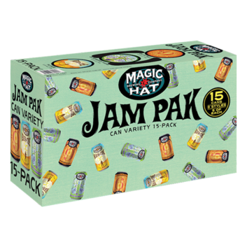 Magic Hat Jam Pak Cans