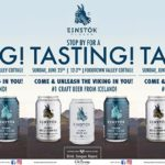 Einstok Tasting at Foodtown Valley Cottage