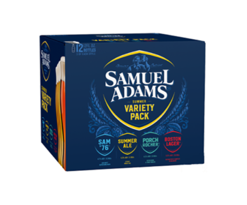 Samuel Adams Summer Variety Pack