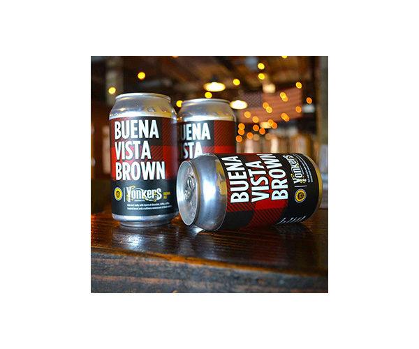 Yonkers Brewing Buena Vista Brown Ale