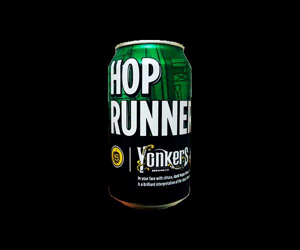 Yonkers Brewing Hop Runner IPA