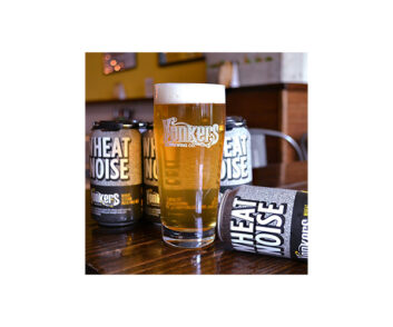 Yonkers Brewing Wheat Noise