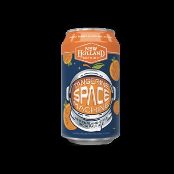 New Holland Tangerine Space Machine