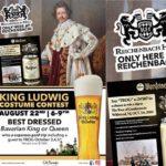 Reichenbach Hall Konig Ludwig Costume Party
