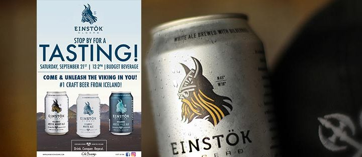 Budget Beverages of Middletown Einstok Tasting