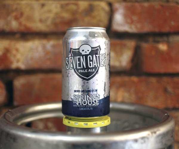 Spring House Seven Gates Pale Ale
