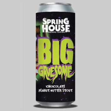 Spring House Big Gruesome Stout
