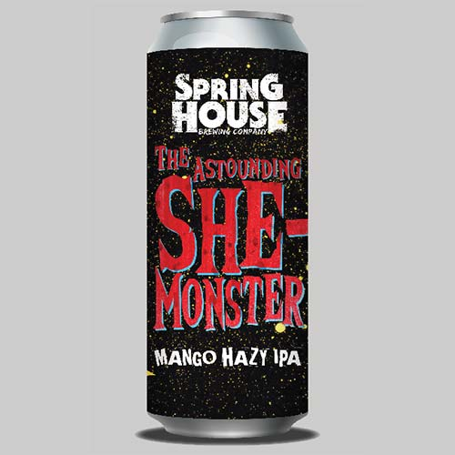 Spring House The Astounding She-Monster
