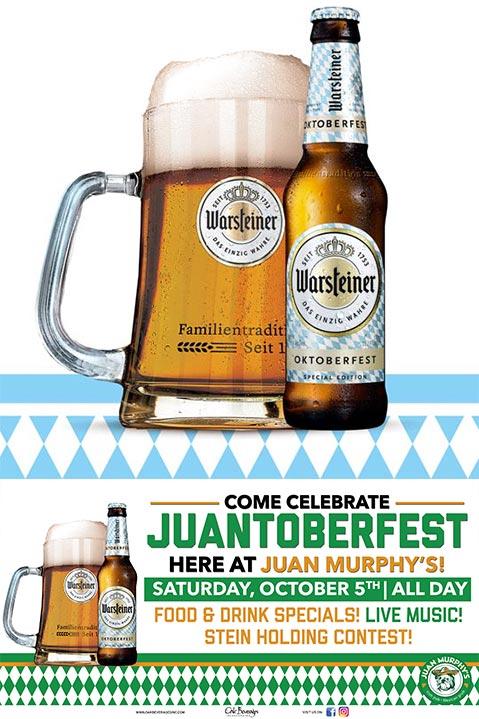 Juan Murphy's Warsteiner Juantoberfest