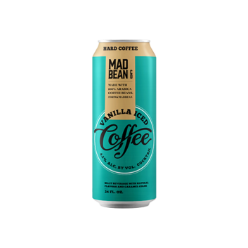 Mad Bean Vanilla Iced Coffee