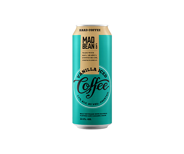 Mad Bean Vanilla Iced Coffee