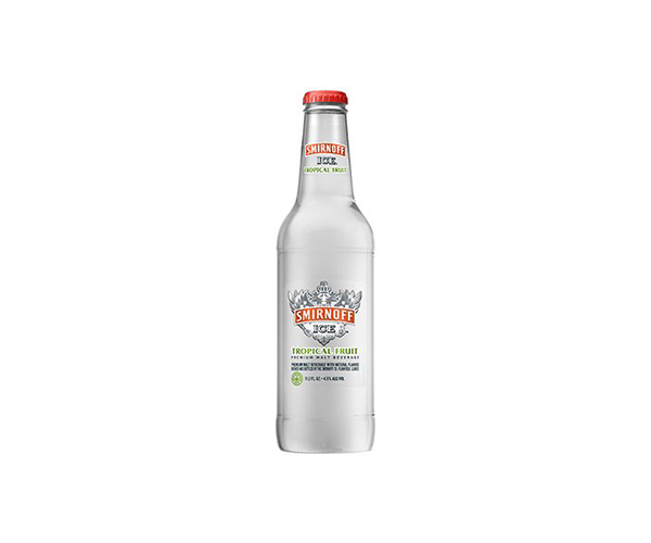 Smirnoff Ice Tropical Fruit