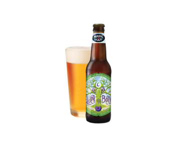 Magic Hat Elder Betty Elderberry Weiss