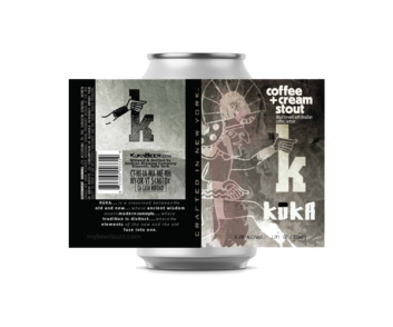 Kuka Beer Coffee Cream Stout