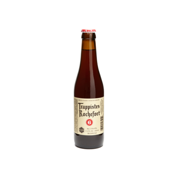 Rochefort Trappist 6 Red Cap