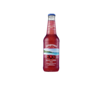 Seagrams Escapes Black Cherry Fizz